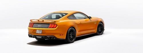 2018 新型 フォード・マスタング