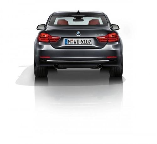 BMW4シリーズ リア外観