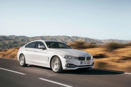 BMW 4シリーズグランクーペ 2014