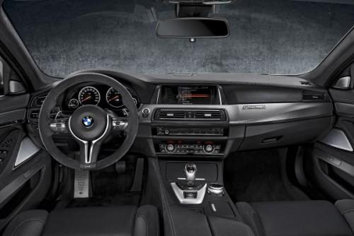 2014 BMW 5シリーズ 内装