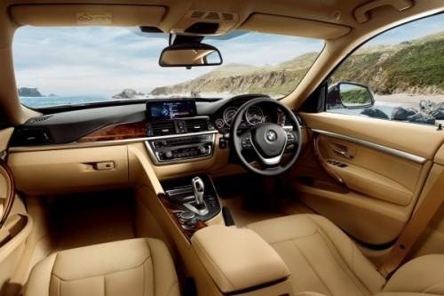 2015 BMW3 シリーズインテリア