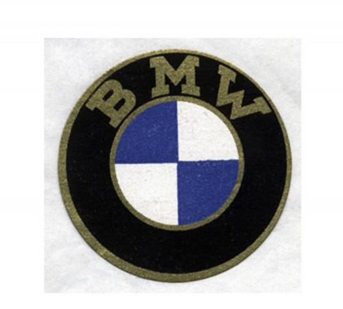BMW ロゴ 1917年 100周年