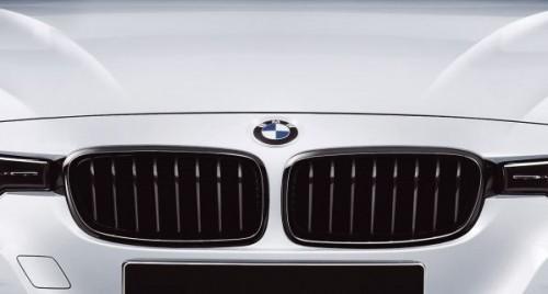 BMW 3シリーズ キドニーグリルのイメージ画像