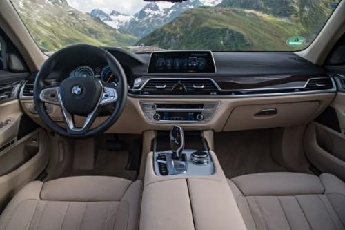 2016 BMW 7シリーズ インテリア