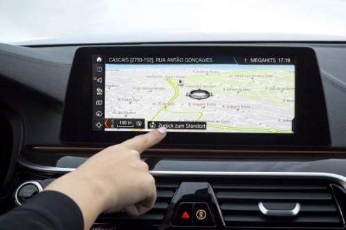 BMW5シリーズナビゲーションシステム 2016年