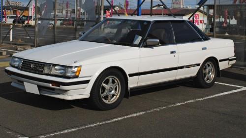 トヨタ マーク2 5代目 外装