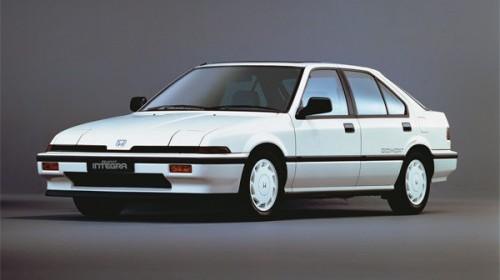 クイント インテグラ GSi 1985年