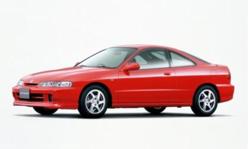ホンダ インテグラ クーペ SiR-G 1999年式