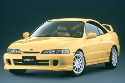 ホンダ インテグラ タイプR 1999