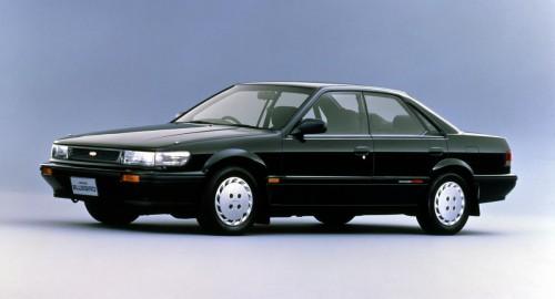 日産 ブルーバード 1987-1991