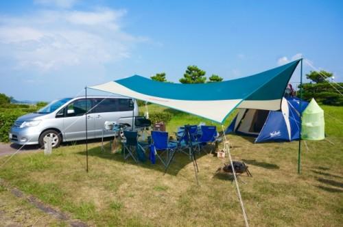 オートキャンプ イメージ画像