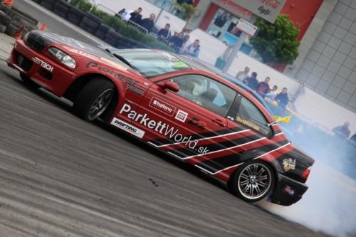 BMW M3 ドリフト走行