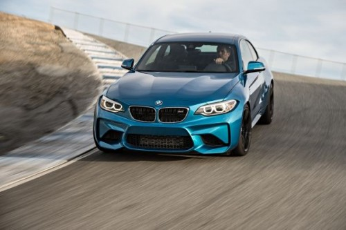 BMW M2 クーペ 外観