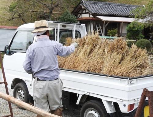 軽トラック 積荷