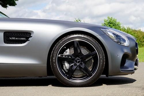 メルセデスベンツ AMG GT ホイール