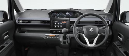 スズキ ワゴンR 新型 HYBRID FZ 内装