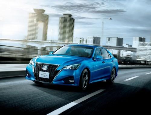 トヨタ クラウン 2.0 アスリート S-T 2015年