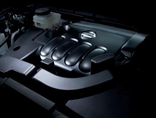 日産 エルグランド QR25DEエンジン