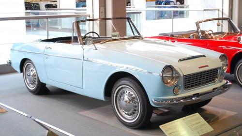 フェアレディ 1500 1962年-1970年