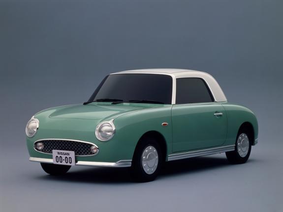 日産フィガロ1989年 第28回東京モーターショー