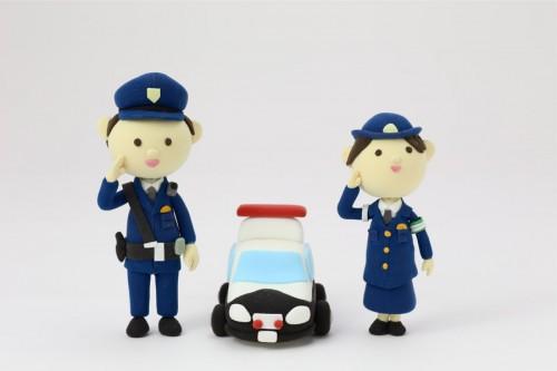 当て逃げ時の警察の対応