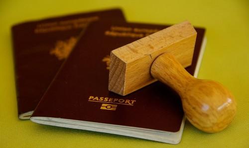 パスポート 画像