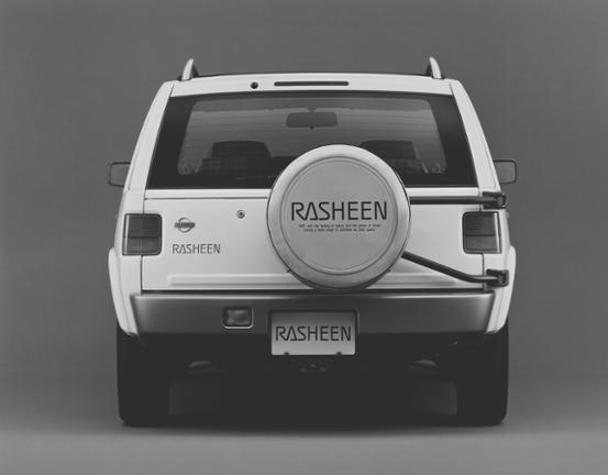 日産ラシーン旧型車RB14 TYPE III ホワイト 1994年