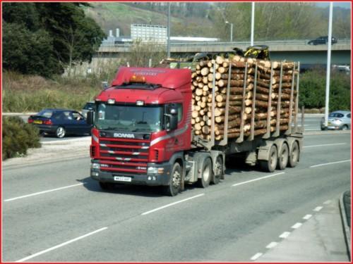 トラックトラクター