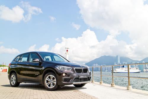 BMW X1d 2016年