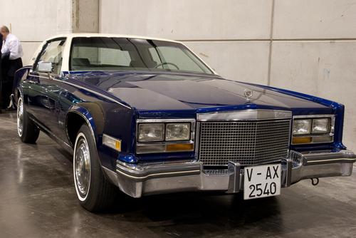キャデラック エルドラド 1981年式