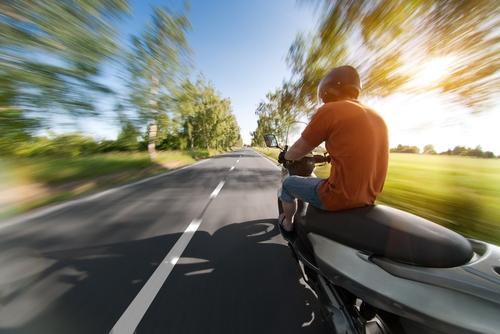 原付バイク 速いイメージ
