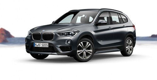 BMW X1 2016年