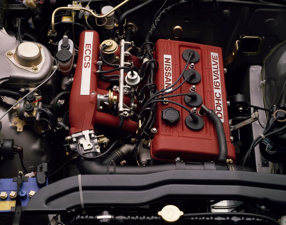 日産 スカイライン FJ20E エンジン (2000RS搭載) 1981年