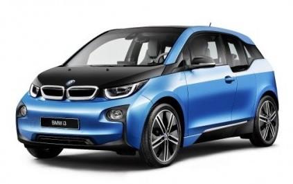 BMW i3 フロント