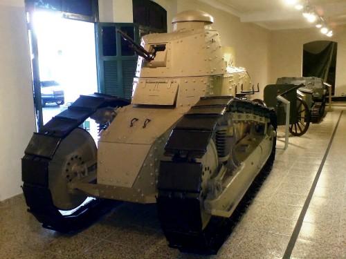 ルノー FT-17 軽戦車