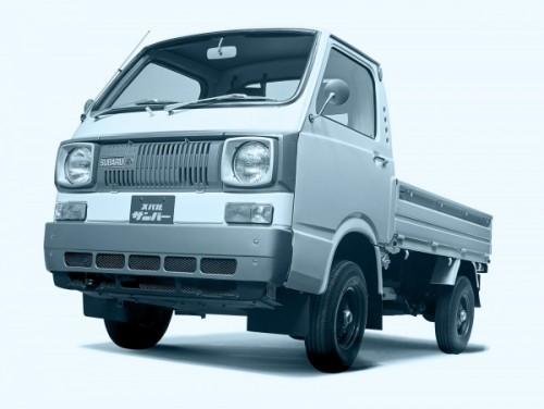 スバル・3代目サンバートラック