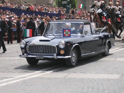 ランチア・フラミニア・プレジデンシアーレ335