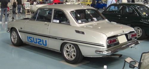 いすゞ ベレット GTR