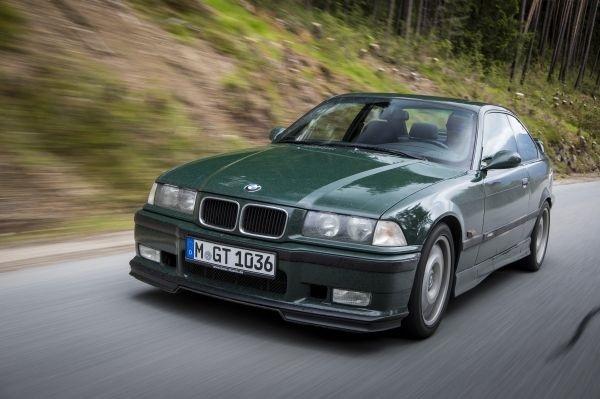 BMW M3 E36 クーペ 1996-1998