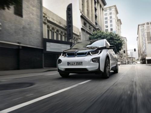 BMW i3 ホワイト