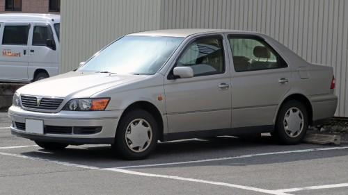 トヨタ ビスタ 1998〜2000年
