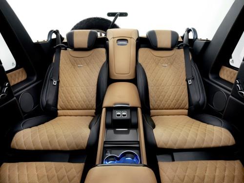 メルセデス・マイバッハ G650 ランドレー(ランドーレット)