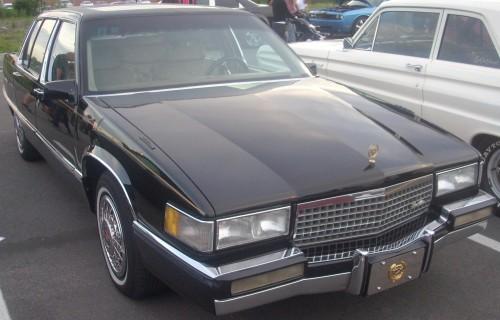 キャデラック フリートウッド 1987 外装