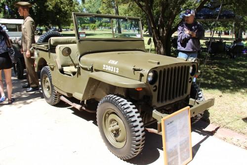 ウィリス MB 1942年