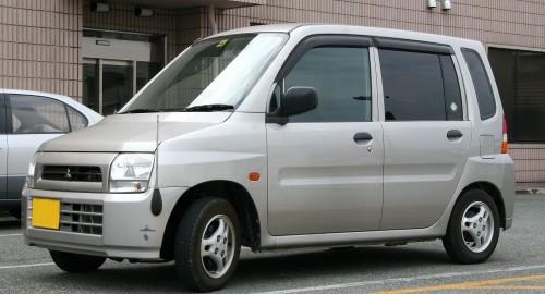 三菱・トッポBJ