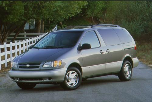 初代トヨタシエナ 1998
