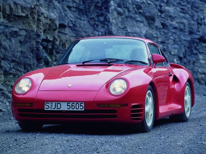 ポルシェ 959 1986年