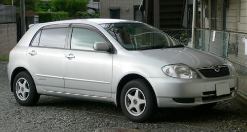トヨタ カローラ ランクス