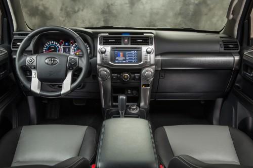 トヨタ ハイラックスサーフ 4ランナー 内装