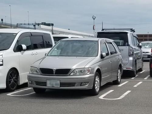 トヨタビスタ/アルデオ